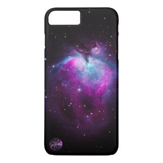 Capa iPhone 8 Plus/7 Plus M42 originais - Imagem da nebulosa de Orion