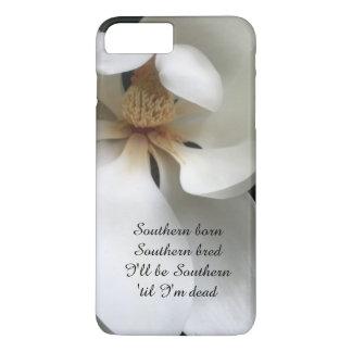 CAPA iPhone 8 PLUS/7 PLUS MAGNÓLIA DO CHIQUE IPHONE 7 CASE_SOUTHERN