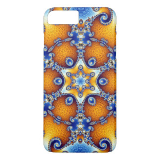 Capa iPhone 8 Plus/7 Plus Mandala da vida do oceano