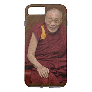 Capa iPhone 8 Plus/7 Plus Meditação budista Yog do budismo de Dalai Lama