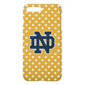 Capa iPhone 8 Plus/7 Plus Mini bolinhas de Notre Dame |