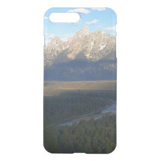 Capa iPhone 8 Plus/7 Plus Montanhas de Jackson Hole (parque nacional grande