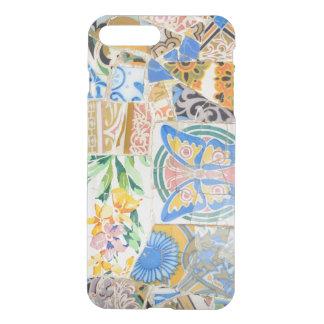 Capa iPhone 8 Plus/7 Plus Mosaicos de Guell do parque