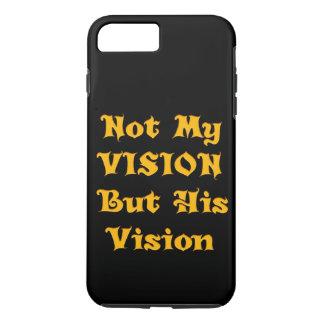 Capa iPhone 8 Plus/7 Plus Não minha visão mas sua visão