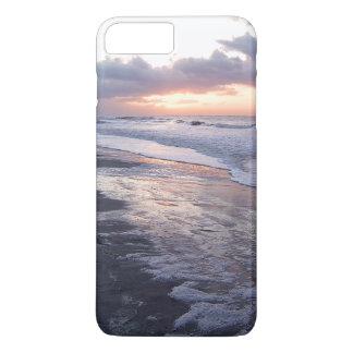 Capa iPhone 8 Plus/7 Plus Nascer do sol de Oceano Atlântico