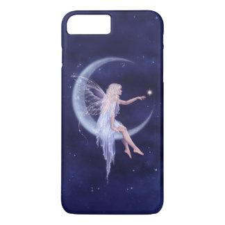 Capa iPhone 8 Plus/7 Plus Nascimento de uma fada da lua da estrela