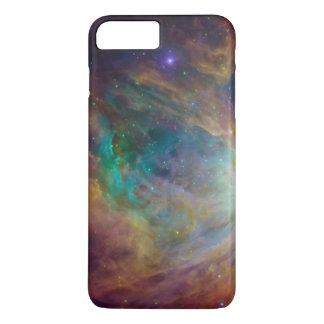Capa iPhone 8 Plus/7 Plus Nebulosa colorida
