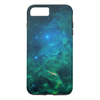 Capa iPhone 8 Plus/7 Plus Nebulosa flamejante da estrela