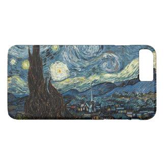 Capa iPhone 8 Plus/7 Plus Noite estrelado