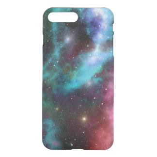 Capa iPhone 8 Plus/7 Plus O céu do espaço Stars o tema
