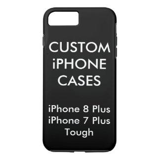 Capa iPhone 8 Plus/7 Plus O costume personalizou a caixa de Shell resistente
