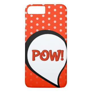 Capa iPhone 8 Plus/7 Plus O iPhone vermelho Samsung de Apple do prisioneiro