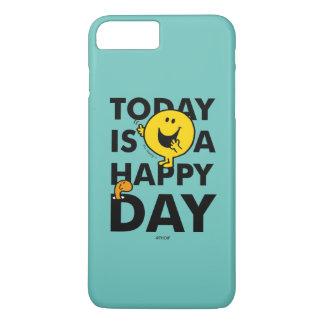 Capa iPhone 8 Plus/7 Plus O Sr. Feliz | é hoje um dia feliz