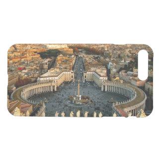 Capa iPhone 8 Plus/7 Plus O vaticano quadrado de St Peter