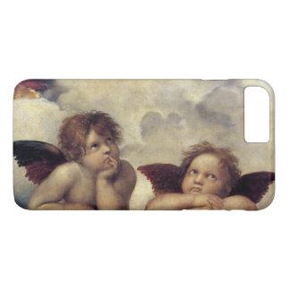 Capa iPhone 8 Plus/7 Plus Os anjos de Raphael
