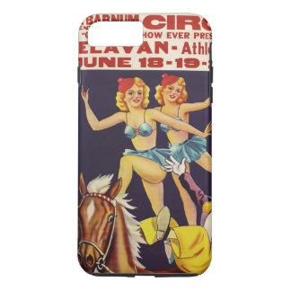 Capa iPhone 8 Plus/7 Plus P.T. Circo do Centennial de Barnum