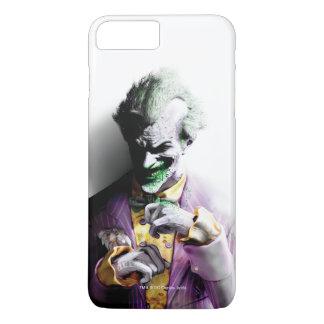 Capa iPhone 8 Plus/7 Plus Palhaço da cidade | de Batman Arkham