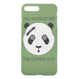 Capa iPhone 8 Plus/7 Plus Panda resistente