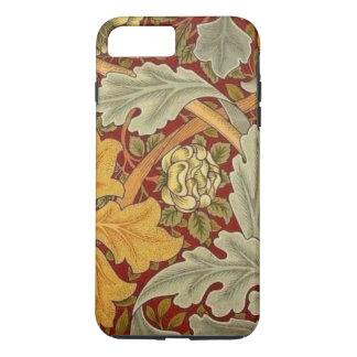 Capa iPhone 8 Plus/7 Plus Papel de parede de St James por William Morris