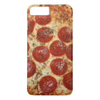Capa iPhone 8 Plus/7 Plus Partido engraçado da pizza!