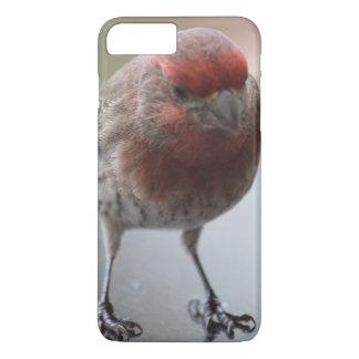 Capa iPhone 8 Plus/7 Plus Pássaro