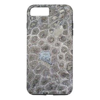 Capa iPhone 8 Plus/7 Plus Pedra de Petoskey