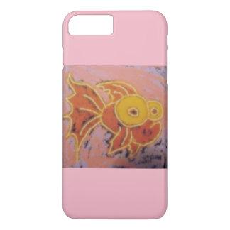 Capa iPhone 8 Plus/7 Plus Peixes de néon