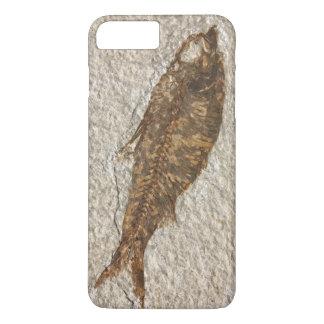 Capa iPhone 8 Plus/7 Plus Peixes fósseis em um exemplo positivo de Iphone 7