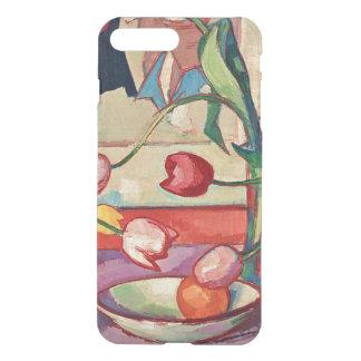 Capa iPhone 8 Plus/7 Plus Peploe - tulipas, o jarro azul