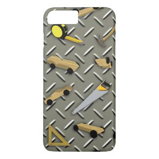 Capa iPhone 8 Plus/7 Plus Pinecar Woodshop