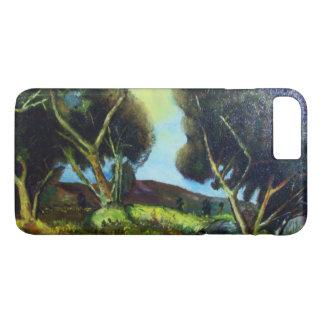 Capa iPhone 8 Plus/7 Plus PINEWOOD na paisagem de TOSCÂNIA