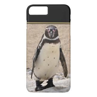 Capa iPhone 8 Plus/7 Plus Pinguim de Humboldt