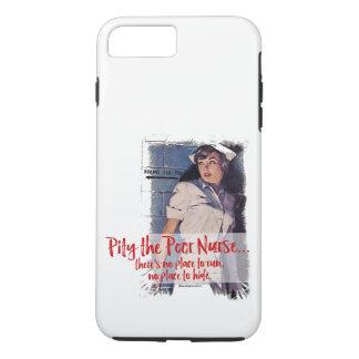 Capa iPhone 8 Plus/7 Plus Pity a enfermeira pobre