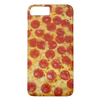 Capa iPhone 8 Plus/7 Plus Pizza de Pepperoni