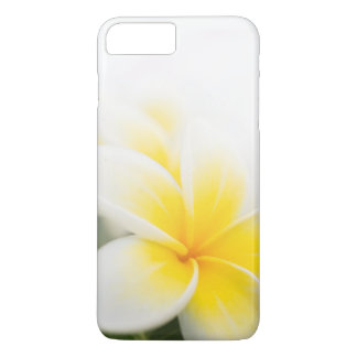 Capa iPhone 8 Plus/7 Plus plumeria