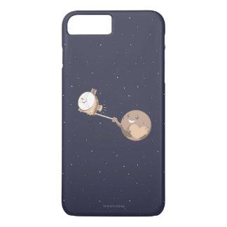 Capa iPhone 8 Plus/7 Plus Pluto Selfie