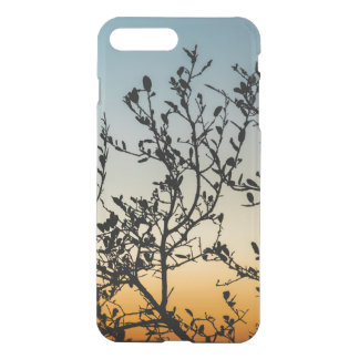 Capa iPhone 8 Plus/7 Plus Por do sol de Austin no inverno