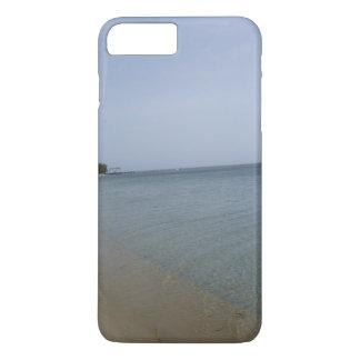 Capa iPhone 8 Plus/7 Plus praia da maçã