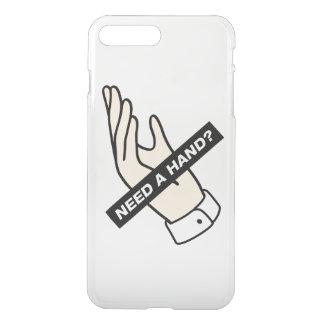 CAPA iPhone 8 PLUS/7 PLUS PRECISE UMA MÃO?