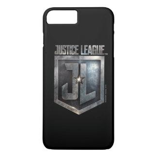 Capa iPhone 8 Plus/7 Plus Protetor metálico da liga de justiça | JL