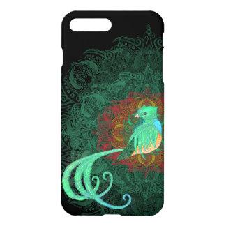 Capa iPhone 8 Plus/7 Plus Quetzal encaracolado