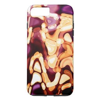 Capa iPhone 8 Plus/7 Plus Reflexões psicadélicos