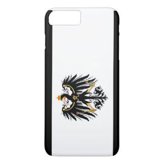 Capa iPhone 8 Plus/7 Plus Reino Preussen estandarte de nacional