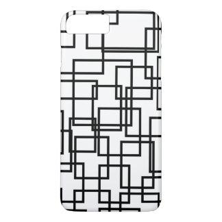 Capa iPhone 8 Plus/7 Plus Retângulos abundante