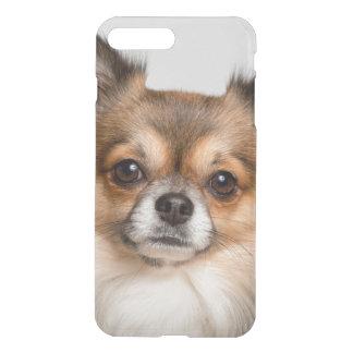 Capa iPhone 8 Plus/7 Plus Retrato impressionante da chihuahua