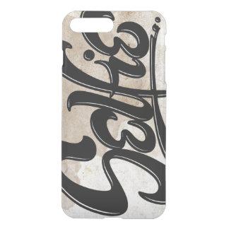 Capa iPhone 8 Plus/7 Plus Rotulação da arte da rua de Selfie do Grunge do