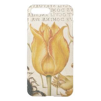 Capa iPhone 8 Plus/7 Plus scorpio amarelo da tulipa