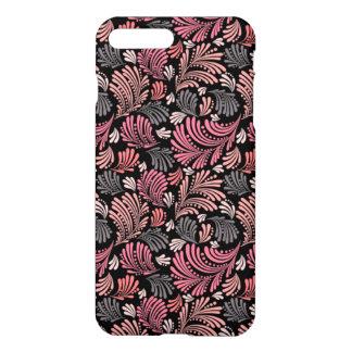 Capa iPhone 8 Plus/7 Plus Senhoras florais abstratas elegantes do teste