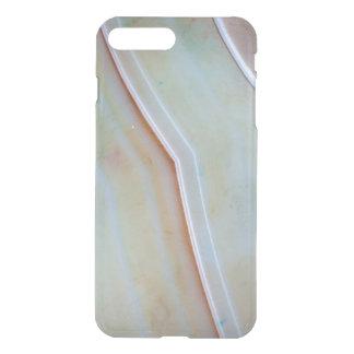 Capa iPhone 8 Plus/7 Plus Série de pedra preciosa - ágata lustrada