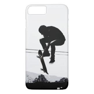 Capa iPhone 8 Plus/7 Plus Skater alto de voo